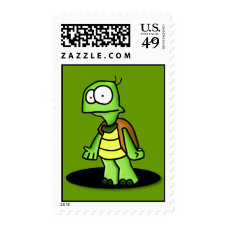 Zippy the TurtlePostage Stamps