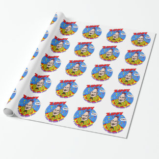 Zippy Wrapping Paper