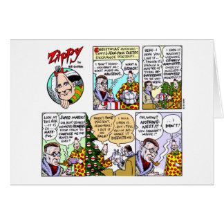 Zippy Xmas Card #1
