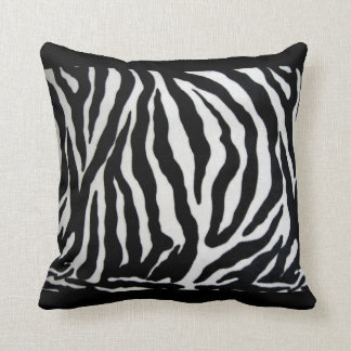 Zippy Zebra Pillows