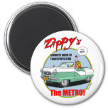Zippy's Metro Magnet