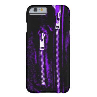 Zips Purple print iPhone 6 case