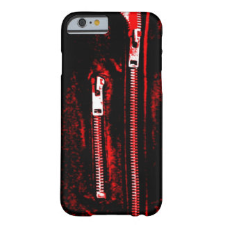 Zips Red print iPhone 6 case