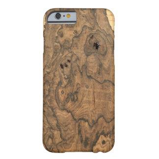 Ziricote (faux) Finish iPhone 5 case iPhone 6 Case