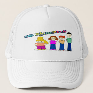 Ziskisitos 1 trucker hat