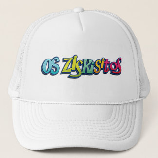 Ziskisitos 2 trucker hat