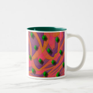 Zit 333 Two-Tone coffee mug