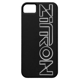 Zītron White on Black Iphone 5 Case