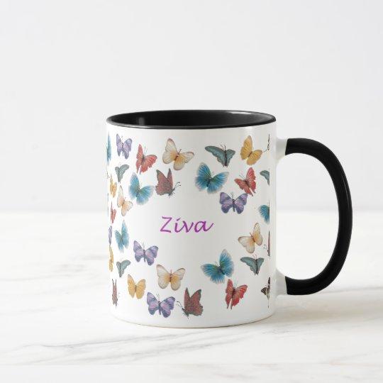 Ziva Mug