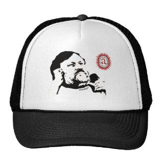 Zizek contemplating the objet petit a: The T-shirt Trucker Hat