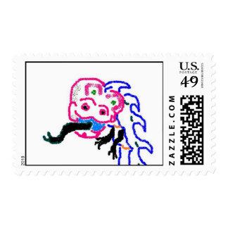 zizzle postage stamp