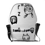 ZJ brand messager bag model 1 Courier Bags