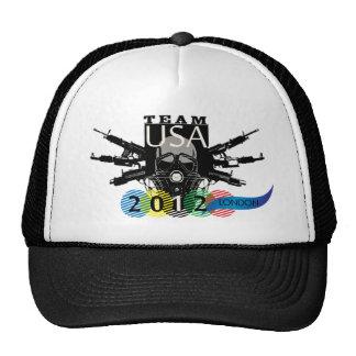 ZKE Armed Support Team US Hat