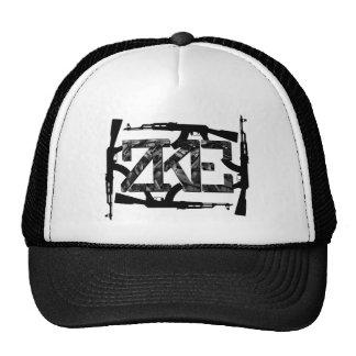 ZKE - Gorra de la textura del arma de AK47