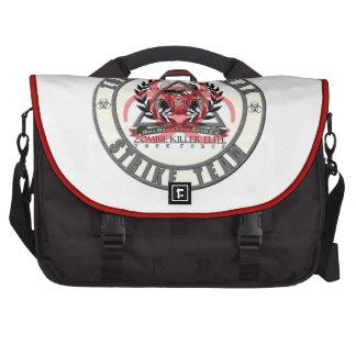 ZKE Task Force Emergency First Aid Kit Bag Laptop Commuter Bag