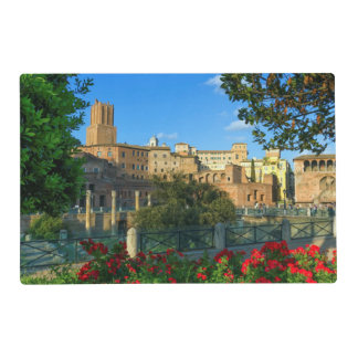 zL_italy_forum_romano_flowers_day Placemat