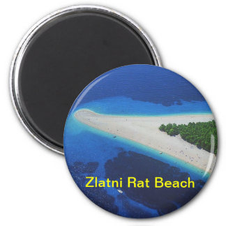 Zlatni Rat Beach magnet