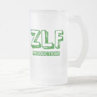 ZLF Productions/ Z Radio Clear Mug