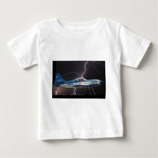 ZLIN 50 IN LIGHTNING BABY T-Shirt