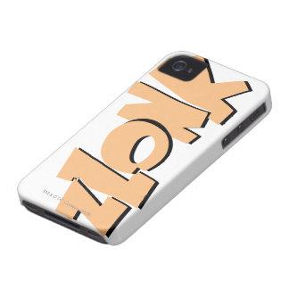 ZLONK! iPhone 4 Case-Mate CASE