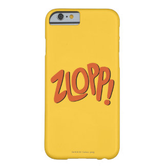 ZLOPP! BARELY THERE iPhone 6 CASE