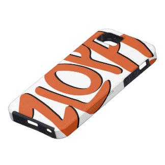 ZLOPP! iPhone SE/5/5s CASE