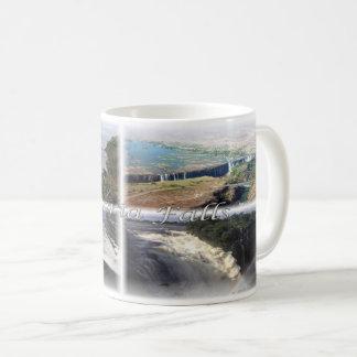 ZM Zambia - Zimbabwe - Victoria Falls - Coffee Mug