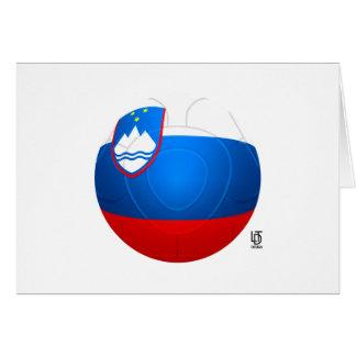 Zmajceki - Slovenia Football Card