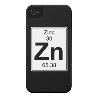 Zn - cinc iPhone 4 Case-Mate funda
