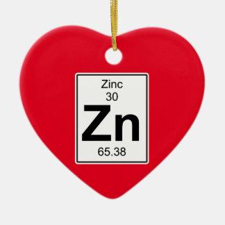 Zn - Zinc Ceramic Ornament