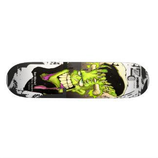 Zo board by SCORCH Studios Skateboards