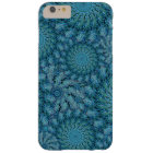 Zoa Coral in Peacock Colors Barely There iPhone 6 Plus Case