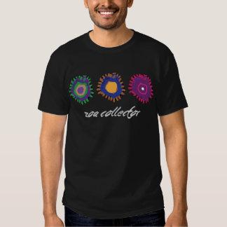 Zoa corals - dark tee shirt