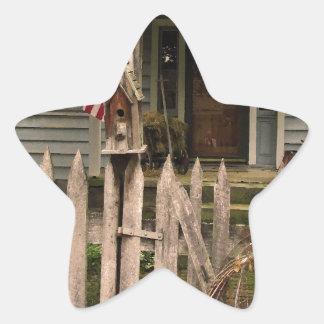 zoar of summer star sticker