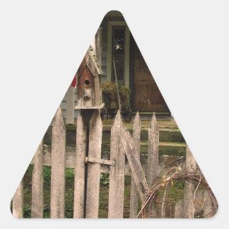 zoar of summer triangle sticker