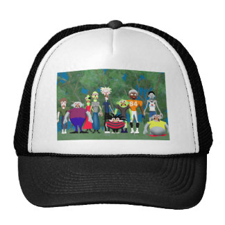 ZOBIES TRUCKER HAT