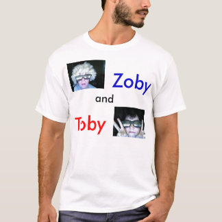 Zoby and Toby offical t-shirt