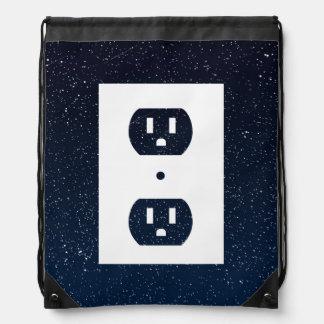 Zócalos eléctricos gráficos mochila