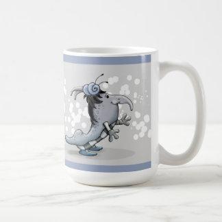 ZOD ALIEN FUNNY 15 oz Classic White Mug