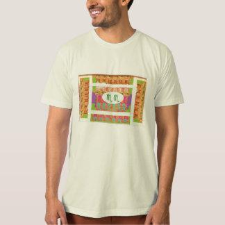 ZODIA Libra n Scorpio Shining Stars T-Shirt