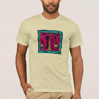 Zodia Sign : Libra T-Shirt