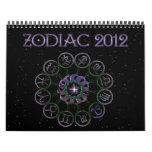 Zodiac 2012 Calendar