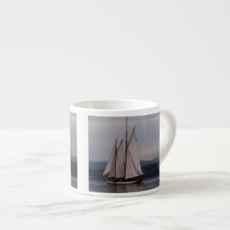 Zodiac and Mount Baker Espresso Cup