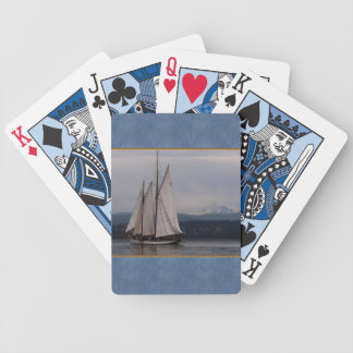 ZODIAC AND MT. BAKER BICYCLE PLAYING CARDS