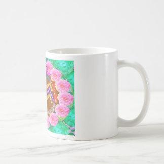 Zodiac AQUARIUS Goodluck BirthStar Symbol Coffee Mug