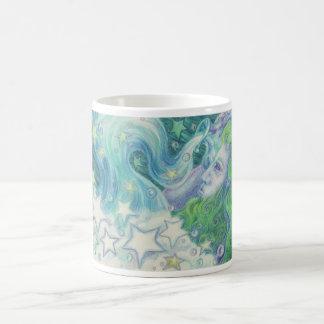 Zodiac Aquarius mug