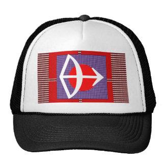 ZODIAC Arrow Sagittarius Astrology Mesh Hat