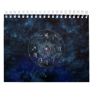 Zodiac Astrology Calendar