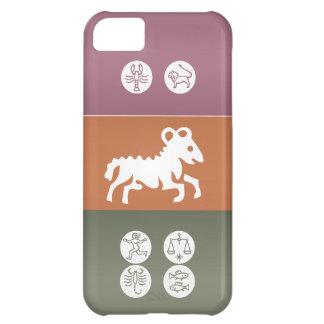 Zodiac Astrology Symbol : BirthStar Goodluck Charm Case For iPhone 5C