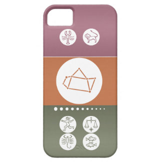 Zodiac Astrology Symbol : BirthStar Goodluck Charm iPhone SE/5/5s Case